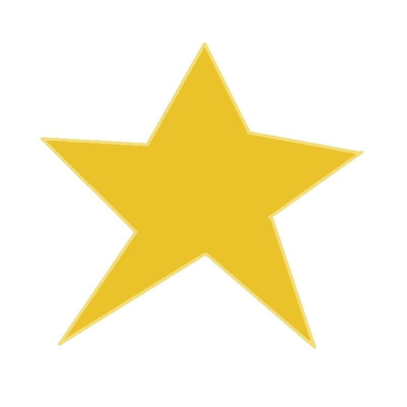 ana artist's Webinar Games Yellow Star digital drawing