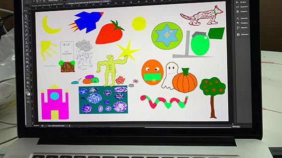 Webinar Digital Artwork