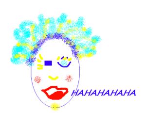 Rire à la Vie par Déborah