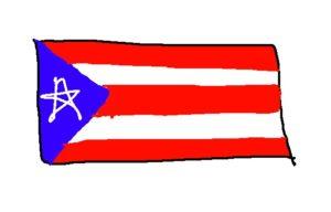 The True Space Digital event Faviola Flag