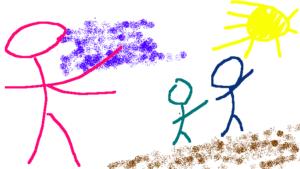 Le métier d institutrice vu par Hyacinthe