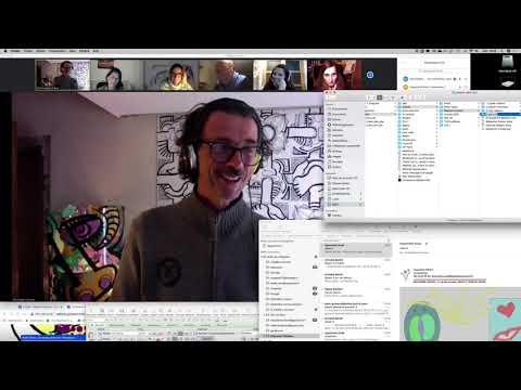 Facilitateur Graphique en Conférence Télétravail – Vidéo Animation à distance – Team Building Virtuel – Construire un souvenir commun en produisant des idées ou de la valeur.